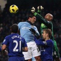 Ditekuk Everton, City Gagal ke Puncak