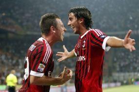 Barca vs Milan = Derby Dunia