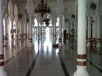 Arsitektur dalam Masjid Baiturrahman
