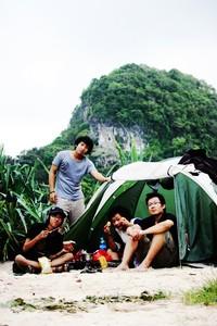 Camping di Segara Anakan