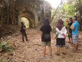 Benteng-Benteng Tersembunyi di Nusakambangan