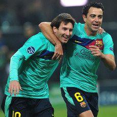 Iniesta Harapkan Messi atau Xavi Raih Ballon d\Or