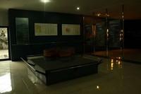Ruang tengah museum (Vanya Safitri/ACI)