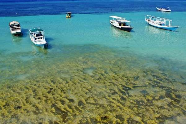 Suasana Surga di Pantai Tanjung Bira