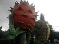 Replika buah Warso Farm