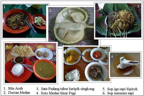6 kuliner Medan yang menggugah selera