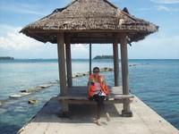 Bagian Luar Pulau Bira Kecil