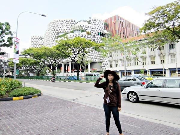 Jalan-jalan di Singapura