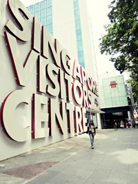 Gedung Singapore Visitors Centre