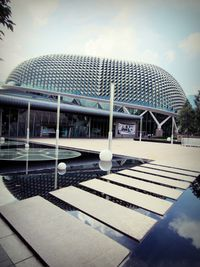 Gedung Singapore Visitors Centre