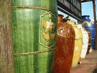 Keramik hasil Desa Sakok (dok. Diana Suciawati/dtraveller)