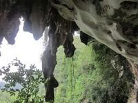 Stalagnit di gua (dok. Naryani Soepandi/dtraveller)