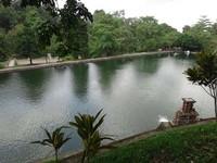 Kolam awet muda di Taman Narmada (dok. Rieka Evy Mulyanti/ACI)