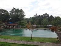 Kolam renang di Taman Narmada (dok. Rieka Evy Mulyanti/ACI)