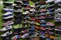 Berbagai model sepatu olahraga (Sastri/ detikTravel)