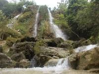 Air terjun Sri Gethuk yang elok dipandang (Gon Turtle/dtraveler)