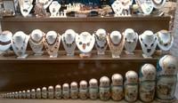 Koleksi suvenir khas Rusia, Matrioska