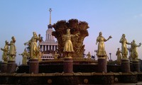 Monumen di Taman Mini eks Uni Soviet