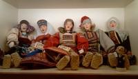 Boneka khas Rusia