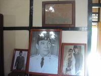 Jalanan depan rumah Bung Karno (dok. Putri/detikTravel)