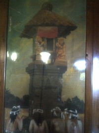 Lukisan Bung Karno (dok. Putri/detikTravel)