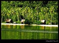 Pulau Cubadak, satu-satunya pulau yang dibuka untuk menikmati keindahan Mandeh