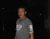 Udin Marogan (Taufik Wijaya/detikNews)
