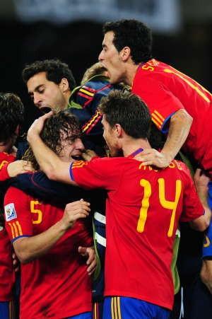 Pemain Spanyol Dilarang Nge-Tweet Selama Euro