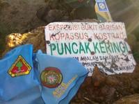 Menapaki puncak tertinggi di Pulau Sumatera (Suhardy Saputra/dTraveler)