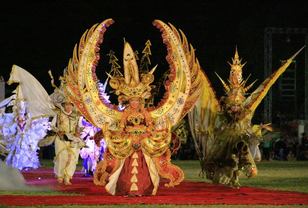 Wow! Solo Juga Punya Karnaval ala Brasil