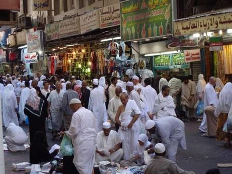 4 Surga Belanja Top di Arab Saudi