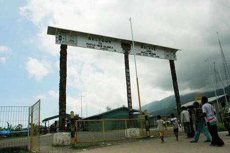 Merasakan Denyut Perbatasan Indonesia dan Papua Nugini