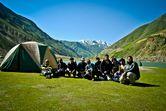 Pemandangan Aduhai dari Lembah Kaghan, Pakistan