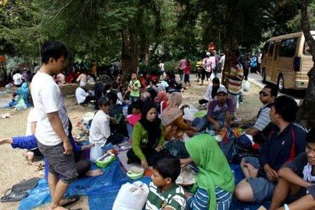 Ini Dia Tempat Piknik Asyik di Kaki Gunung Gede