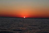 Sunrise yang cantik