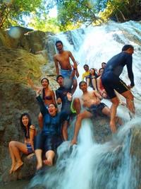 Air Terjun Pulau Moyo