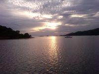 riung's sunrise