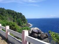 View Dari Tugu Zero Kilometer of Indonesia (2), Sabang, Aceh, Indonesia