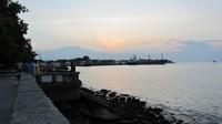 Sundet di pantai Dili