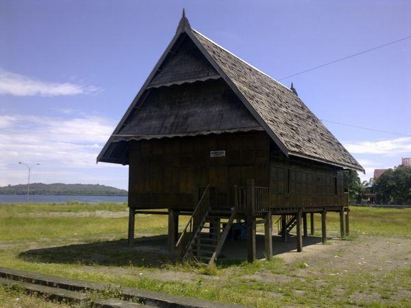 90 Desain Rumah Adat Sulawesi