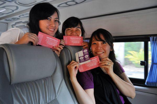 tiket masuk ke Nong Nooch