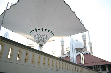 Masjid Nabawi Pindah ke Semarang