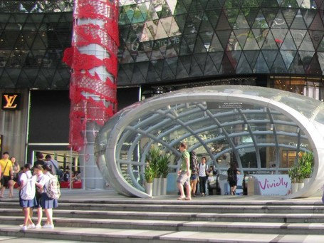 Orchard Road dan 9 Jalan Paling Terkenal di Dunia