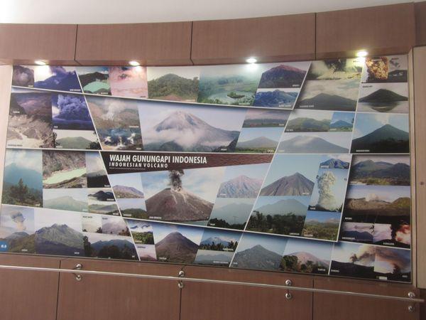 gunung berapi 24 dari 50 pengisian semula rubel