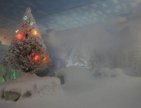 Wow! Libur Natal dan Tahun Baru, Bekasi Bersalju