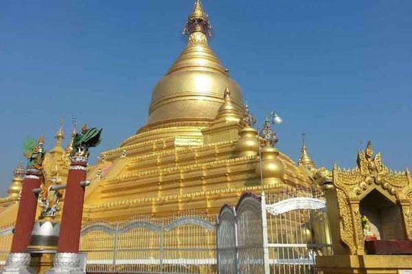 Myanmar, Negeri 1.000 Pagoda