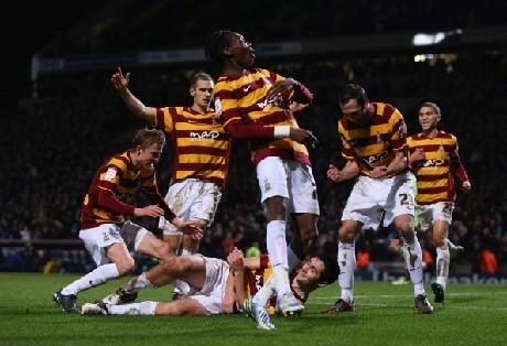 Performa Terbaik Bradford di Piala Liga