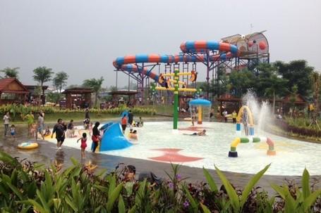 Waterpark Terbesar se-Asia Tenggara Ada di Bogor!