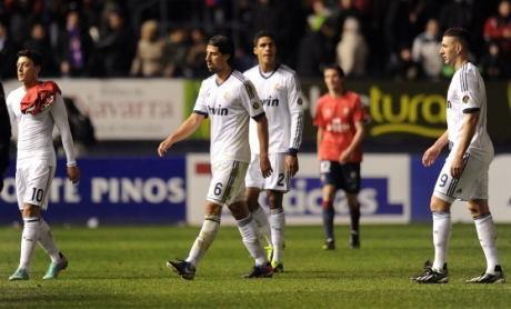 Real Madrid Berantakan