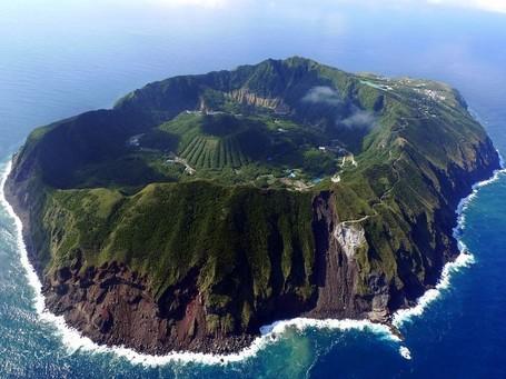 Percaya Tak Percaya, Ada Surga di Perut Gunung Berapi Jepang